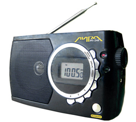 Радиоприемник Лира РП-248-1
